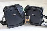 Мужская барсетка, сумка через плечо Bradford, фото 5