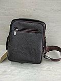 Мужская Барсетка, сумка через плечо BRADFORD, фото 2