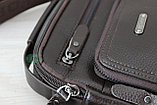 Мужская Барсетка, сумка через плечо BRADFORD, фото 3