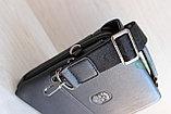 Мужская Барсетка, сумка через плечо BRADFORD, фото 9