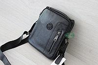 Мужская барсетка сумка через плечо ВВ