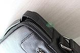 Мужская барсетка сумка через плечо ВВ, фото 4