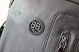 Мужская барсетка сумка через плечо ВВ, фото 8