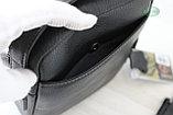 Мужская барсетка из натуральной кожи HT, фото 6
