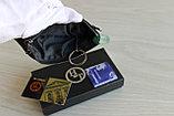 Мужская ключница из натуральной кожи НТ leather, фото 5