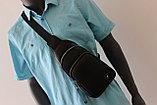 Мужская барсетка, кобура, нагрудная сумка, фото 10