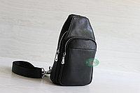 Мужская барсетка, кобура, нарудная сумка из натуральной кожи