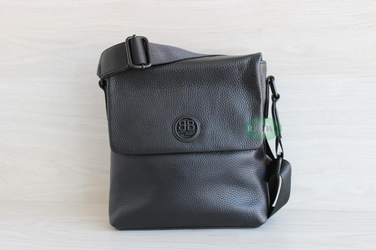 Мужская барсетка, сумка планшет с клапаном B.B.