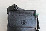 Мужская барсетка, сумка планшет с клапаном B.B., фото 7