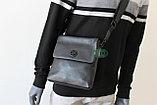 Мужская барсетка, сумка планшет с клапаном B.B., фото 9