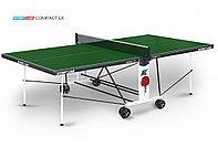 Теннисный стол Compact LX зеленый