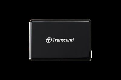 Картридер Transcend TS-RDF9K2, черный
