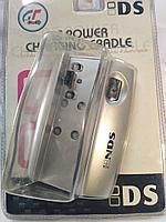 Подставка с зарядкой Nintendo DS Power Charging Cradle, черная, фото 1