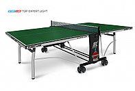 Теннисный стол Top Expert Light зеленый