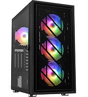 Компьютер SMART, Life GaMe  i7 9700K/B365M H/AURAFLOW X 120 / DDR4 16Gb/SSD 480/HDD 2TB/ 700W