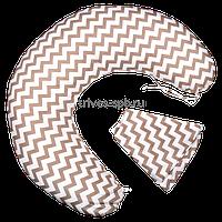 Подушка ортопедическая для беременных и кормящих ( размер L и S)