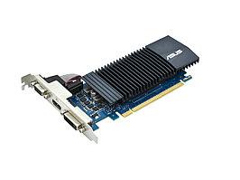 Видеокарта Asus GT710 Silent GDDR5 [GT710-SL-1GD5(-DI)], 1 GB