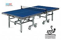 Теннисный стол Champion синий, фото 1