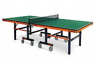 Теннисный стол FIRE зеленый