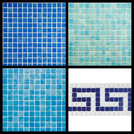 Мозайка для бассейнов