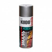 Эмаль  металлик универсальная зеркальное золото KUDO. 520 мл.
