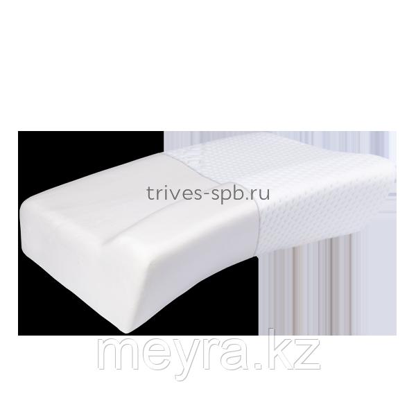 Ортопедическая подушка с «эффектом памяти» , (С-образный валик) TRIVES (Россия)