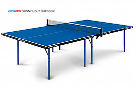 Теннисный стол Sunny Light Outdoor синий
