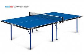 Теннисный стол Sunny Outdoor синий