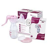 Молокоотсос ручной Comfort ND110 Pink (NDCG, США)