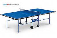 Теннисный стол Game Outdoor синий
