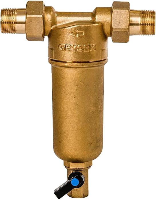 """Фильтр Гейзер Бастион 121 3/4"""" для холодной и горячей воды"""