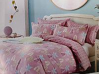 Комплект постельного белья 1,5 спальная QMZB1 Pink magic.