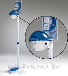Дезинфицирующее средство для рук Джермстар (Germstar) в комплекте с напольным дозатором