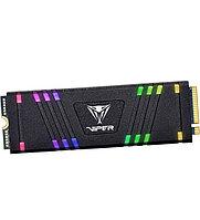 Твердотельный накопитель SSD M.2 PCIe Patriot Viper VPR100, VPR100-256GM28H, 256GB 256 GB PCIe 3.0 x4