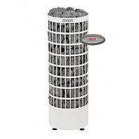 Печь электрическая Harvia Cilindro PC90VEE White (белая, выносной пульт в комплекте)
