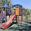 Детский игровой комплекс «Волшебный город» ДИК 2.19.02 H=1200, фото 6