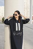 Лёновое платье, фото 1