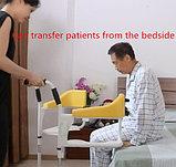 Кресло для инвалидов, новая модель, многофункциональное. Удобно для перевозки в санитарный узел., фото 2