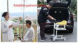 Кресло для инвалидов, новая модель, многофункциональное. Удобно для перевозки в санитарный узел., фото 4