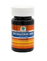 Витабаланс 2000, Полный комплекс витаминов и минералов, 30 капсул