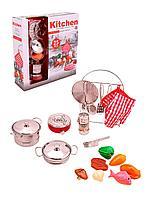 """OS: Игровой н-р с продуктами """"Кухня"""", 25 предметов"""