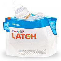 Пакеты для стерилизации 6шт. LATCH (Munchkin, США)