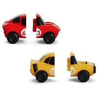 Игрушка для ванной Motors Magnet желтая-красная 2шт. 18+ (Munchkin, США)