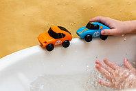 Игрушка для ванной Motors Magnet голубая-оранжевая 2шт. 18+ (Munchkin, США)