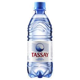 Вода Tassay без газа 0,5 л