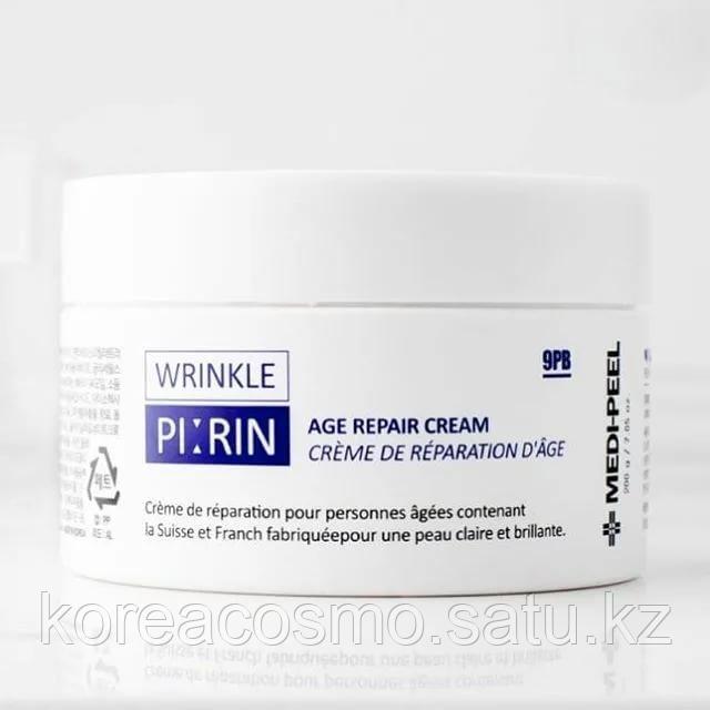 Регенерирующий крем против морщин с волюфилином Medi-Peel Wrinkle Plirin Age Repair Cream