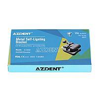 Брекет система AZDENT roth 022, 3-4-5 hooks