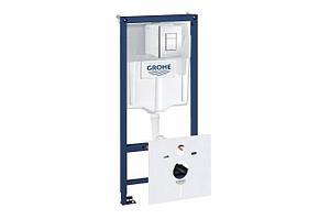 Инсталляция для подвесного унитаза 4 в 1 Grohe Rapid SL 38775001