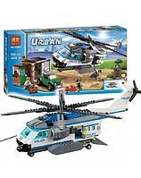 Серия конструктора Lari Ситис и Урбан «Сверхмощный спасательный вертолет»
