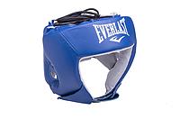 Боксёрский шлем Everlast Размер M (кожзам
